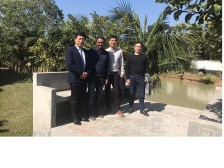 北斗咨询协同中晟企业对孟加拉国达卡工厂调研考察