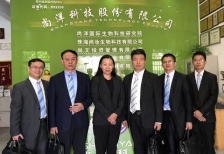 中山市尚洋科技股份有限公司管理调研