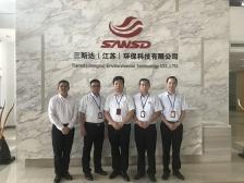 三斯达-江苏订单成本核算项目推进