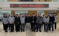 三斯达(江苏)环保科技有限公司2019年度总结及尾牙晚宴活动